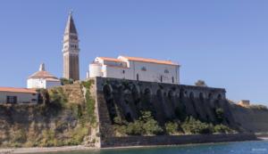 Cerkev sv. Jurija, Piran