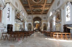 Cerkev sv. Jurija.