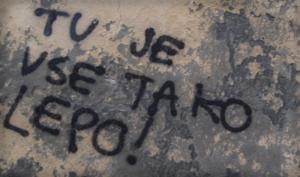piranski grafiti